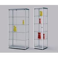 """Стъклена витрина """"Eta"""" от флоатно стъкло"""