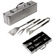 Прибори за грил в алуминиев куфар