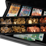 Стандартно чекмедже за банк-ноти/монети Safescan SD-4141