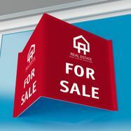 Табела за недвижими имоти от PP- панел
