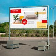 """Банерна рекламна система Techno """"Mobile"""""""