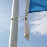 Тегло на знамето