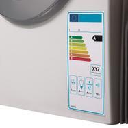 Защитен джоб за енергийни етикети с лепящи точки