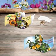 """Промоционални картички """"Да спасим пчелите"""""""