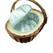 "Плетена хладилна пазарска кошница ""Keep Cool"""