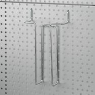Държач на проспекти перфорирана стена 4 мм