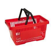 Пазарска кошница от пластмаса