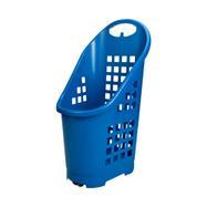 Flexicart. 64-литрова пластмасова пазарска количка
