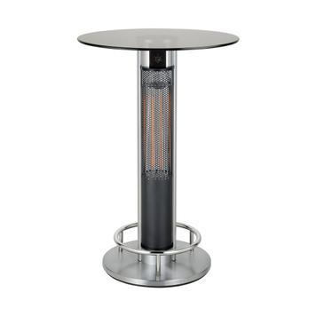 Бар маса с инфрачервен лъчист нагревател