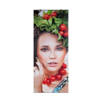 Дигитално печатан банер за защипващи горни и долни лайсни