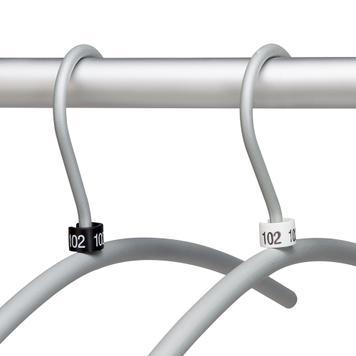 """Ринг за размер за закачалки за дрехи """"Mini"""", отвор: 4 мм"""