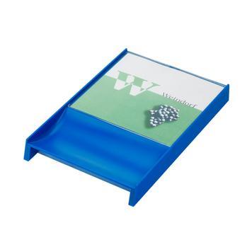 Монетник за хартиени вложки, цветен
