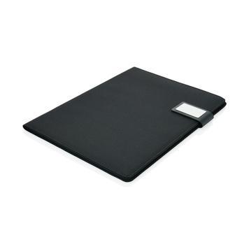 Базова папка за документи, черна