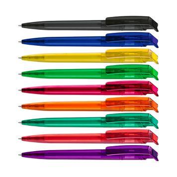 """Химикалка """"Recycled PET Pen"""" прозрачна"""
