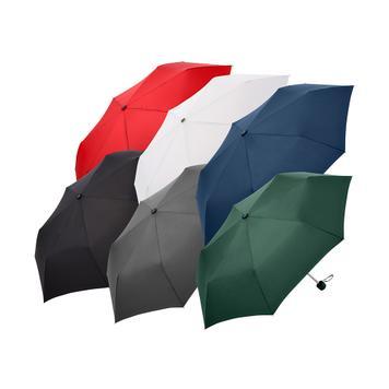 Мини джобен чадър с механизъм за ръчно отваряне