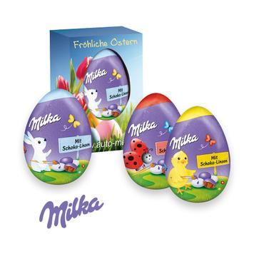 Великденско яйце от Milka