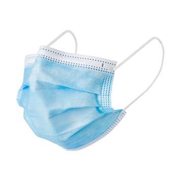 Еднократна медицинска маска, индивидуално опакована