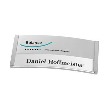 "Бадж ""Balance Alu-Print"""