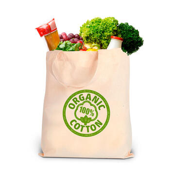"""Пазарска чанта """"Darwin"""", 100% памук"""