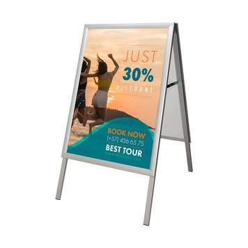 """Дъждоустойчива рекламна табела """"Еco 35"""""""