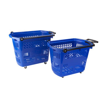 "Пазарска кошница на колела ""Big"", 42 литра обем"
