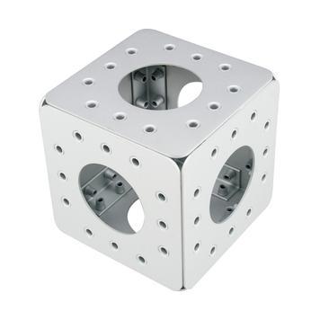 """Свързващ елемент куб за ферма Gitter-Leicht """"Cube"""""""