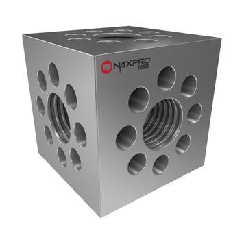 Свързващ елемент куб за ферми Naxpro-Truss FD 21-24