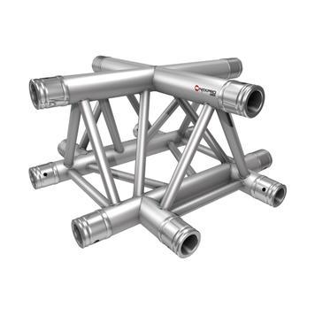 Скеле Naxpro-Truss FD 33, C41 / 90°, 4-посочна кръ