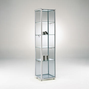 "Свободностояща витрина ""Square"""