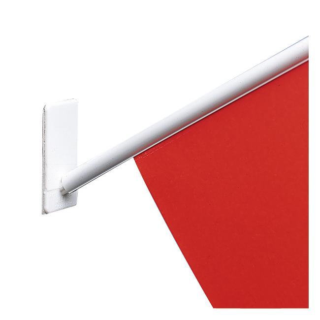 Накрайник за тръби на флаг, диам.7 мм