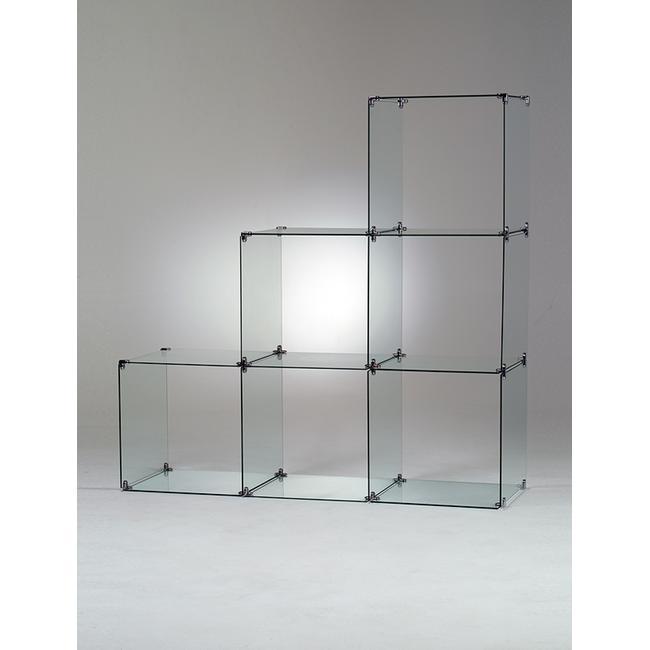 """Сглобяема стъклена витрина """"Stairs"""""""