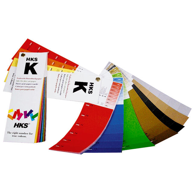 HKS® Цветова палитра K