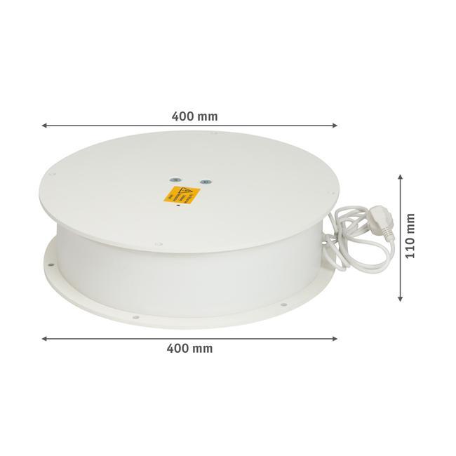 Въртяща се поставка 100 - 300 kg