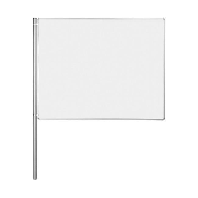 Монтажен елемент за разделителна стена, едностранна