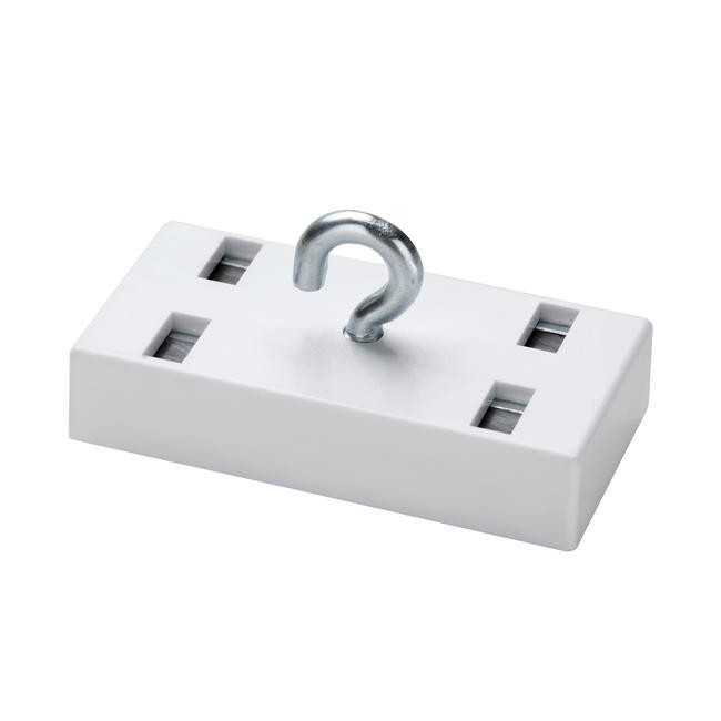 Декоративен магнит правоъгълен. Сила на прилепване 7 - 10 кг