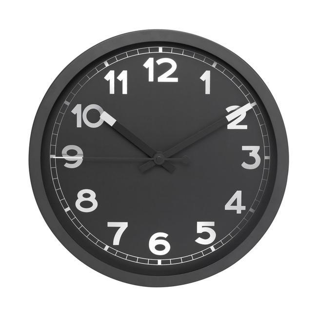 Стенен часовник REFLECTS-REDDITCH с лого