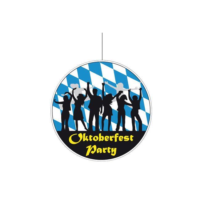 """Висящи закачалки""""Oktoberfest Party"""""""