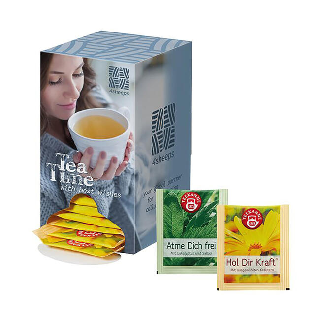 Кутия с 24 бр. пакетчета чай