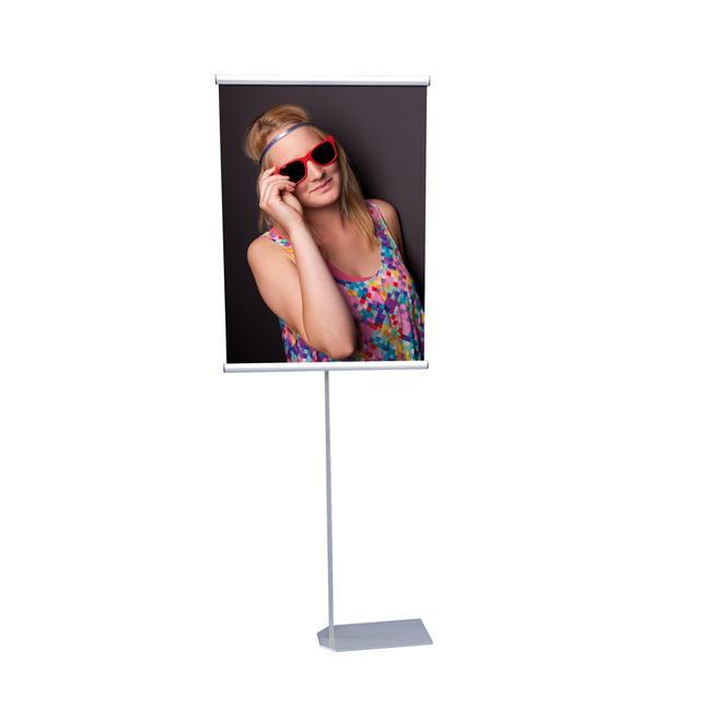"Постер и банер-дисплей ""KN-P""  баннер, стойка за палети"