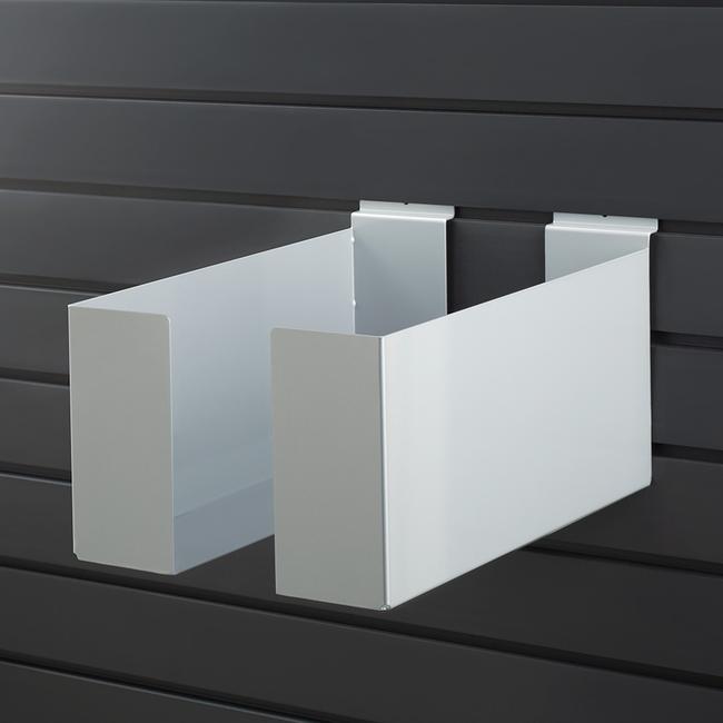 Flexi Slot®-витрина срегулируема ширина, за излагане на проспекти и каталози