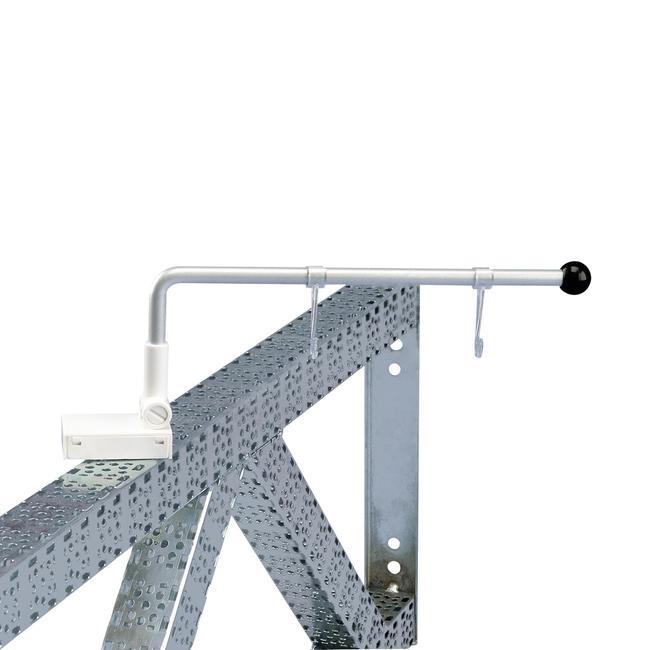 Магнитна стойка за банери, под ъгъл 90°