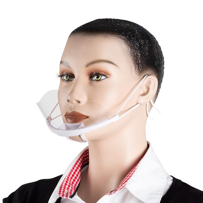 """Предпазен шлем тип маска за уста """"Visero"""""""