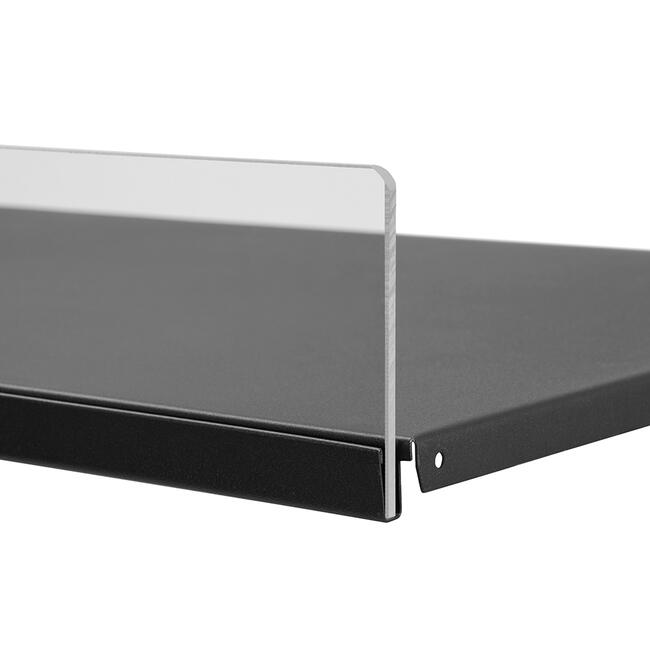 Челен панел 5 мм. Лента за метални рафтове