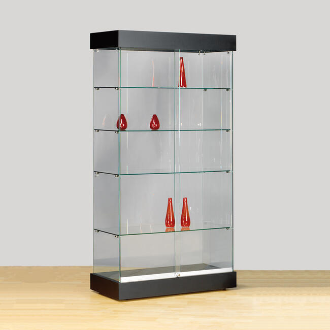 """Стъклена витрина """"Onyx"""""""
