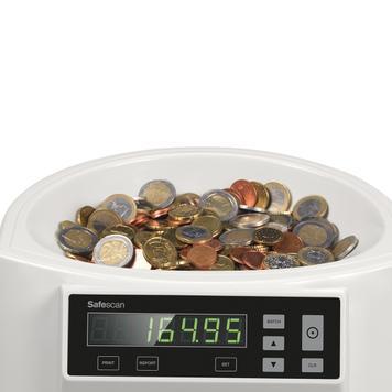 Брояч на монети  Safescan 1250