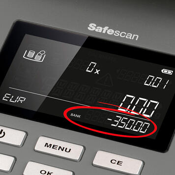 Парична везна Safescan 6165