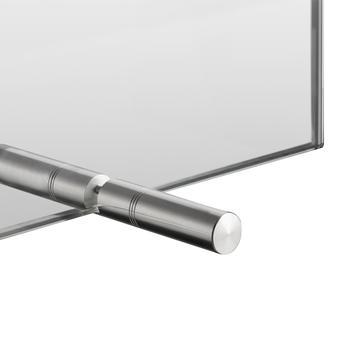 Хигиенно защитно стъкло, изработено от ESG
