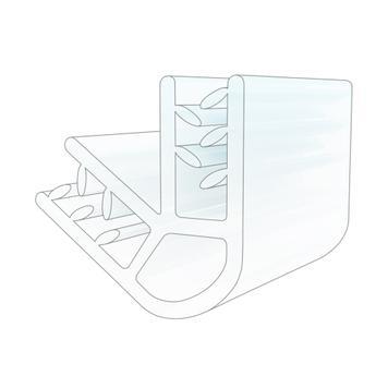"""Държач за табелка с формата """"V"""""""
