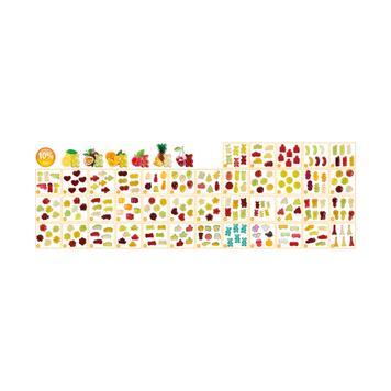 Плодови желирани бонбони в мини опаковка