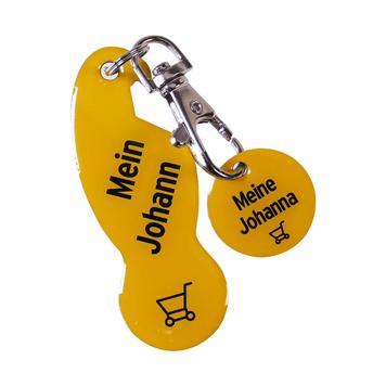 """Токени за отключване на пазарски колички """"My Johann"""" и """"My Johanna"""""""